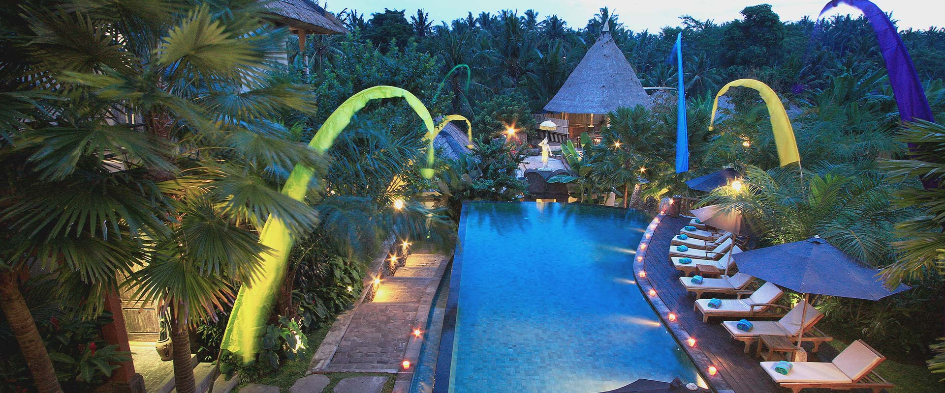 The Pool Sankara Ubud